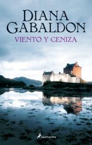 Viento y ceniza (Saga Outlander 6) Book Cover