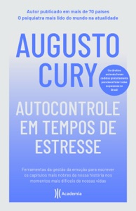 Autocontrole em tempos de estresse Book Cover