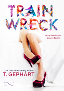 Train Wreck Book Cover