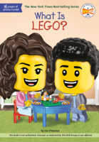Jim O'Connor, Who HQ & Ted Hammond - What Is LEGO? artwork