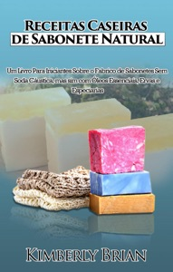 Receitas Caseiras de Sabonete Natural Book Cover