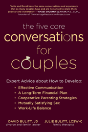 The Five Core Conversations for Couples