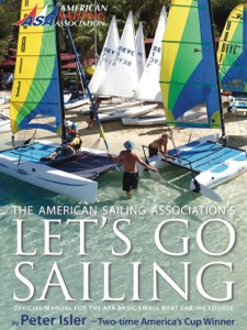 Let's Go Sailing Book Cover