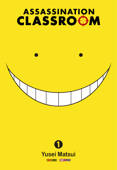 Assassination Classroom - vol. 1 Book Cover