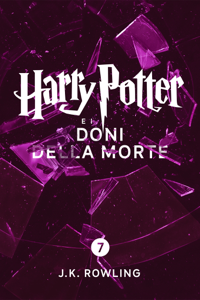 Harry Potter e i Doni della Morte (Enhanced Edition) Copertina del libro