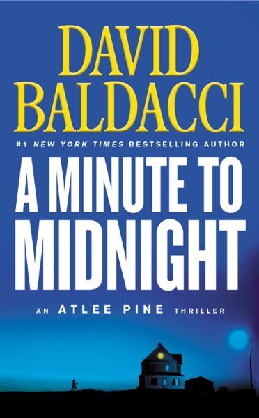 A Minute to Midnight - David Baldacci book cover