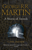 George R.R. Martin - A Storm of Swords: Part 1 Steel and Snow artwork