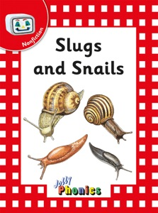 Slugs and Snails Book Cover