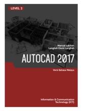 2D Dan 3D CAD (AutoCAD 2017) Level 2