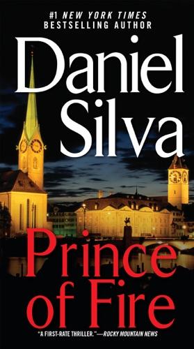 Daniel Silva - Prince of Fire