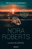 Nora Roberts - La isla de cristal (Trilogía de los Guardianes 3) portada