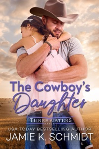 The Cowboy's Daughter Book Cover