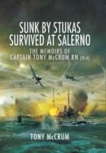 Sunk by Stukas, Survived at Salerno