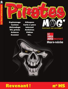Pirates Magazine HS2 La couverture du livre martien