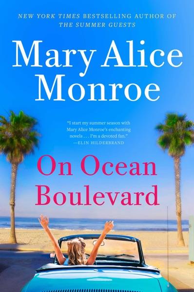 On Ocean Boulevard - Mary Alice Monroe book cover