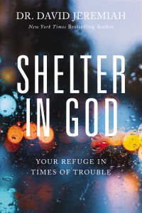 Shelter in God Book Cover
