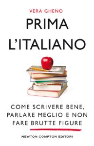 Prima l'italiano Copertina del libro