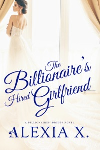 The Billionaire's Hired Girlfriend Book Cover