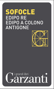 Edipo re – Edipo a Colono – Antigone Libro Cover