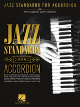 Jazz Standards For Accordion Songbook