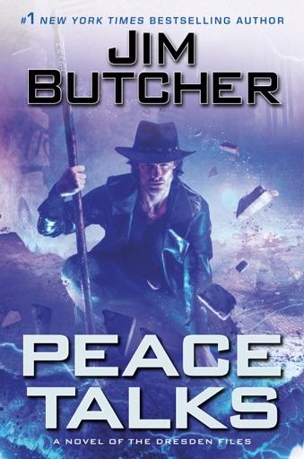 Peace Talks - Jim Butcher