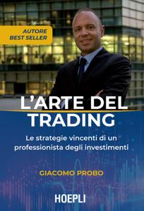 L'arte del trading Libro Cover