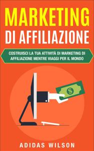 Marketing di affiliazione Copertina del libro