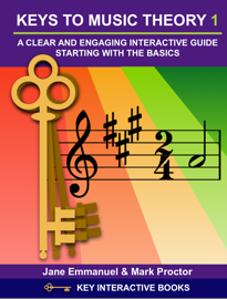 Keys to Music Theory 1