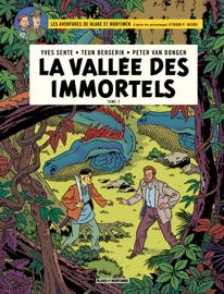 Blake & Mortimer - Volume 26 - La Vallée des immortels Par Blake & Mortimer - Volume 26 - La Vallée des immortels