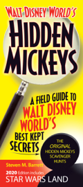 Walt Disney World's Hidden Mickeys