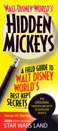 Walt Disney World's Hidden Mickeys