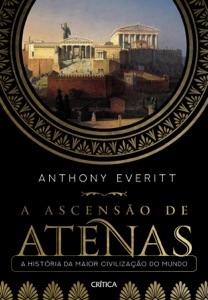 A ascensão de Atenas Book Cover
