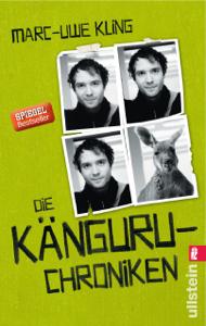 Die Känguru-Chroniken La couverture du livre martien