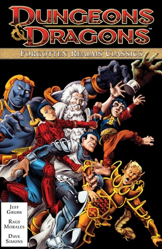 Dungeons & Dragons: Forgotten Realms Classics, Vol  4 on