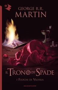 Il Trono di Spade - XI.  I fuochi di Valyria Book Cover