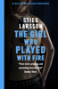 Stieg Larsson - The Girl Who Played with Fire artwork