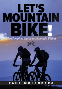 Let's Mountain Bike! Book Cover