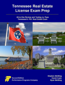 Tennessee Real Estate License Exam Prep: All-in-One Review and Testing to Pass Tennessee's PSI Real Estate Exam
