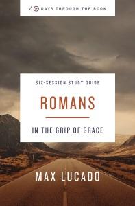 Romans Study Guide Book Cover