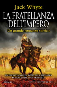 La fratellanza dell'impero Libro Cover