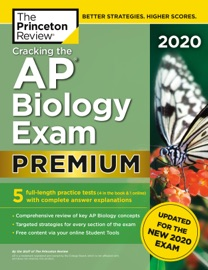 Cracking The Ap Biology Exam 2020 Premium Edition