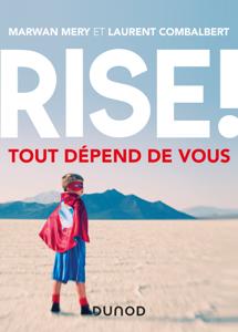 Rise ! Tout dépend de vous La couverture du livre martien