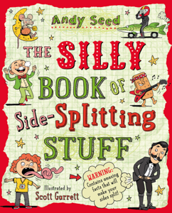 The Silly Book of Side-Splitting Stuff Copertina del libro