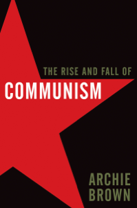The Rise and Fall of Communism Book Cover