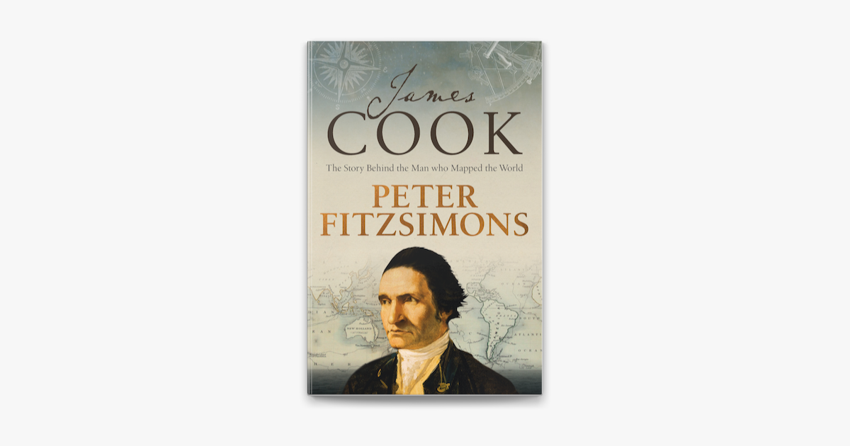 James Cook - Peter FitzSimons