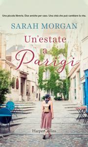 Un'estate a Parigi Copertina del libro