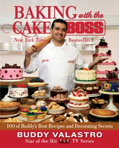Baking with the Cake Boss Book Cover