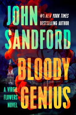 John Sandford - Bloody Genius book