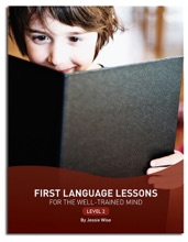 First Language Lessons Level 2 (Second Edition)  (First Language Lessons)
