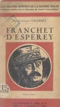 Le Maréchal Franchet D'Esperey